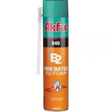 AKFIX 840 B2 Fire Rated PU Foam