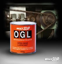 Molyslip Open Gear Lube Heavy Duty Lubricating Grease