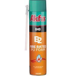 AKFIX 840 B2 Fire Rated PU Foam