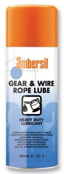AMBERSIL Gear & wire Rope Lube (heeavy duty lubricant ) -400 ml
