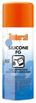 AMBERSIL-SILICONE-FG (NSF silicone lubricant ) - 400 ml