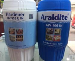 ARALDITE-AW106-RESIN-HV953U-HARDENER-MULTI-PURPOSE-EPOXY ADHESIVE-(SET-1.8KG)
