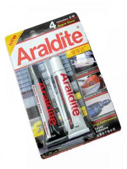 Araldite Rapid Steel 4min High Performance Epoxy Adhesive