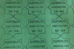 SUPERLITE-ASBESTOS FREE GP-150